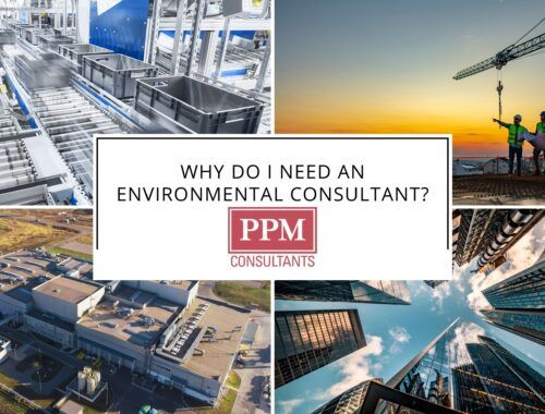 Manufacturing, commercial, industrial all served by PPM Consultants in Birmingham, AL
